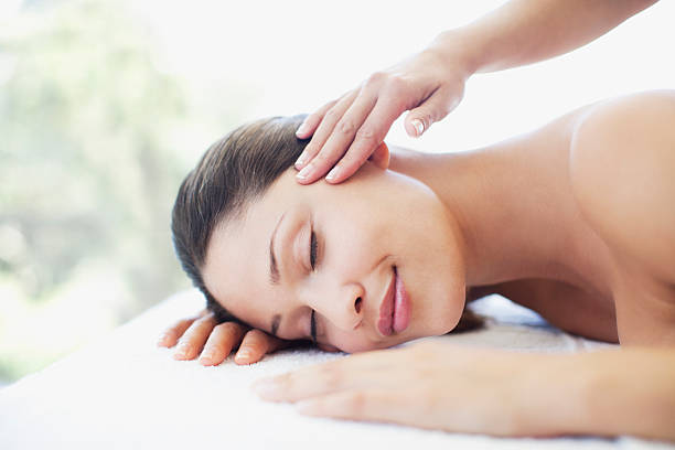 Best Asian Massage Stock Photos, Pictures & Royalty-Free