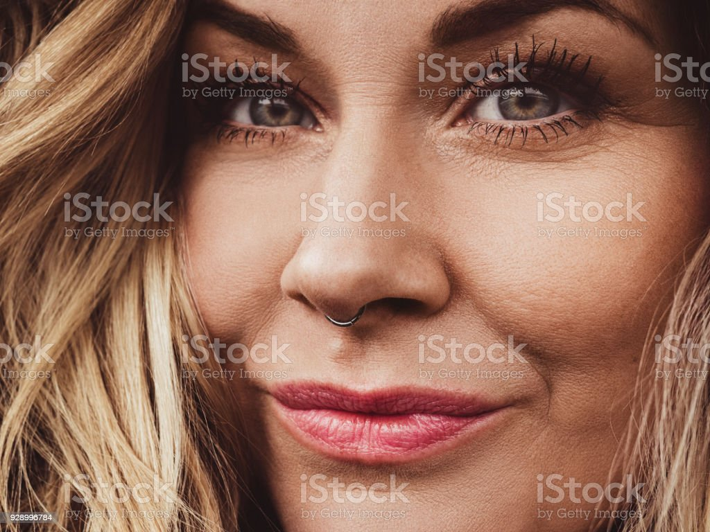 Royalty Free Septum Piercing Pictures Images And Stock Photos Istock