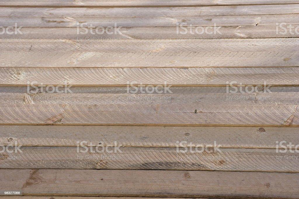 삼각대를 압살했다 널빤지 나무상자 있는 royalty-free 스톡 사진