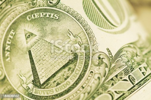 845307398istockphoto Close Up on a US Dollar Bill (High Resolution Image) 184636552