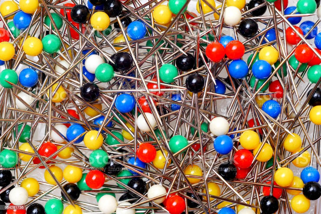 Pile Of Pins