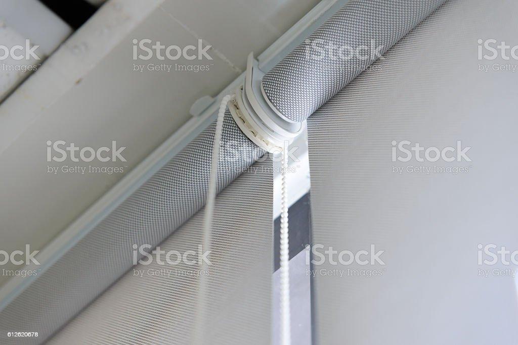 close up part of roller blind – Foto