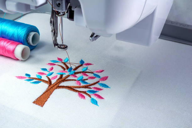 Close up picture workspace of embroidery machine picture id843488278?b=1&k=6&m=843488278&s=612x612&w=0&h=fwwahzgtwenkvgzaax9lctl12nx fzl4lq3ry4pdloq=