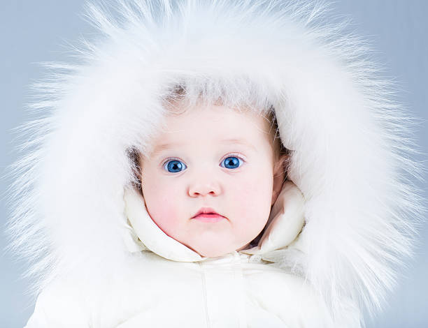 Close up portrait of beautiful baby in white winter jacket picture id519049025?b=1&k=6&m=519049025&s=612x612&w=0&h=xqjagnxk1sfm8zgqzgtq8j0imdyejrd527m7o824p c=