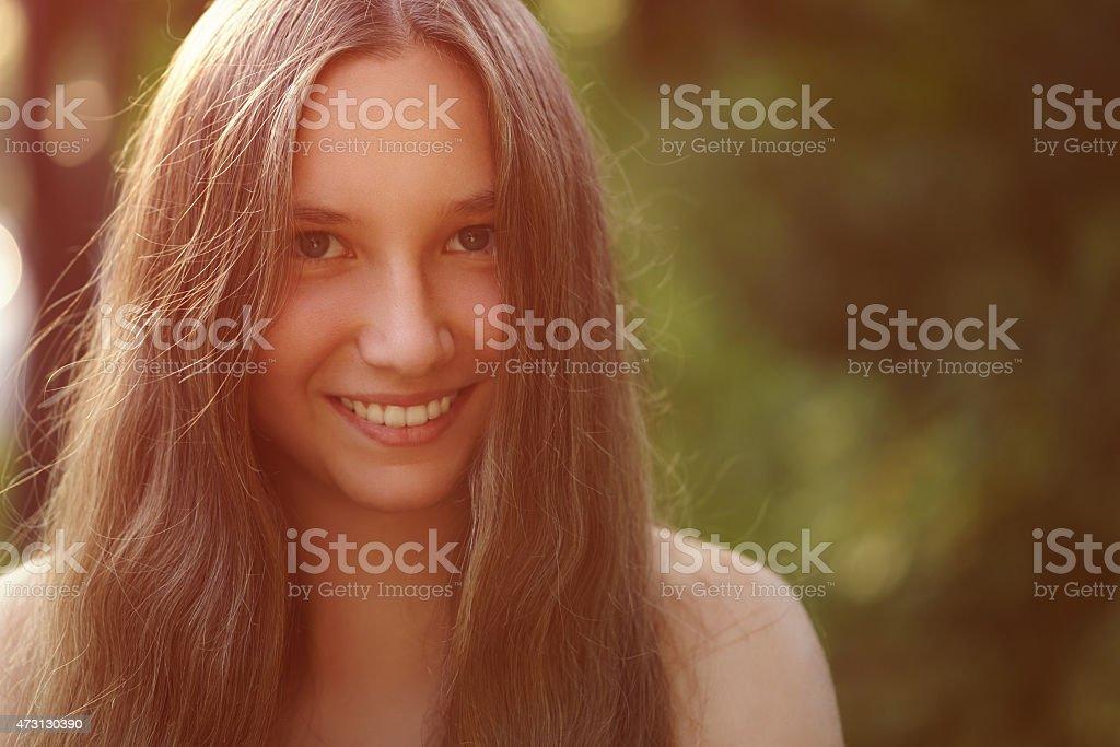 photo nue de Teen Girl