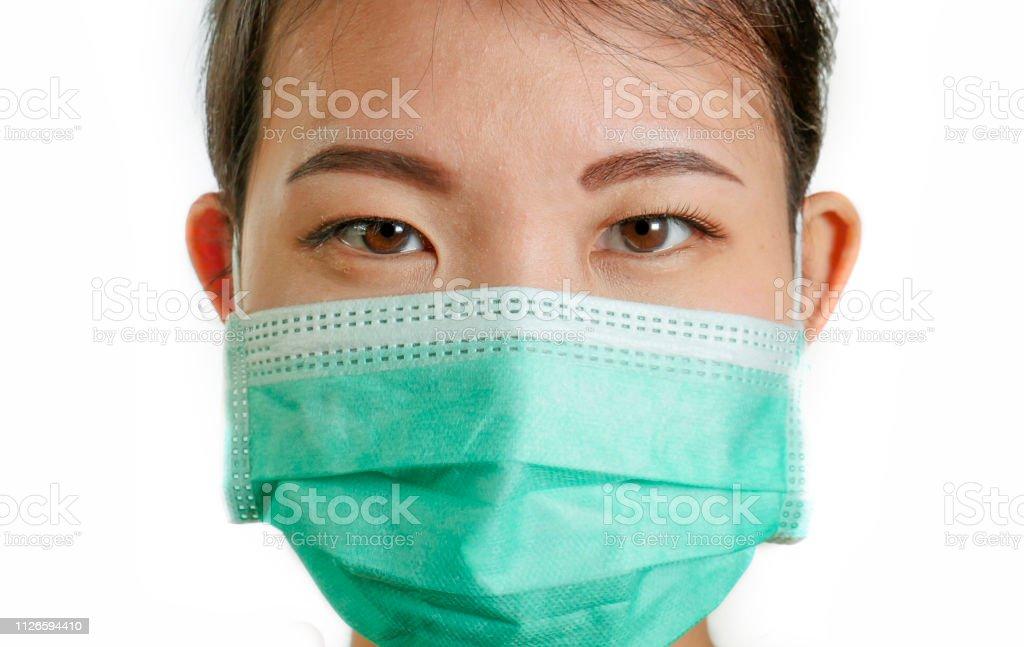 masque pollution jolie