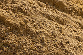 Close up sand for constuction