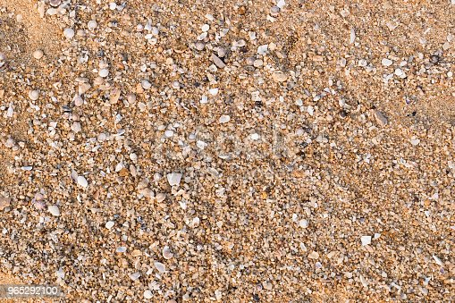 Close Up Sand Rough Texture Stock Photo & More Pictures of Abstract