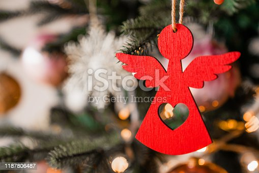 Christmas, Decoration, Christmas tree, Toy, New Year