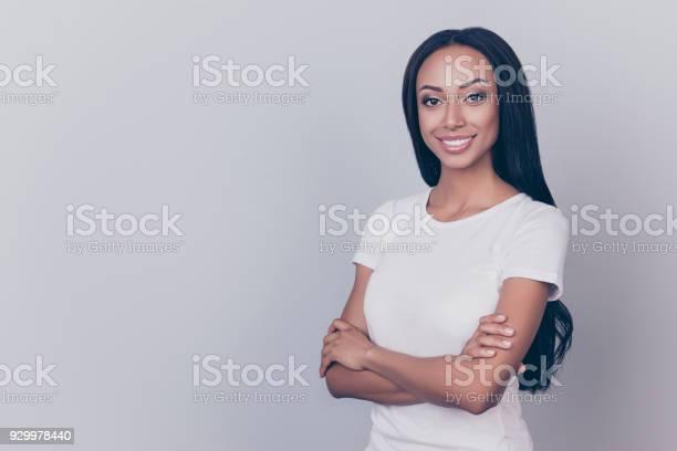 Close up shot of hot mixed raced brunette afro lady with crossed on picture id929978440?b=1&k=6&m=929978440&s=612x612&h=o5hk8mu2w8sjitvyxa qzpf5sxxiiktpzqjqk09gbeu=
