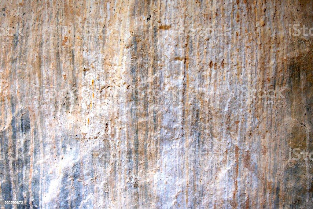 Behang Met Patroon : Closeup van huid van steen achtergrond of behang bitmappatroon