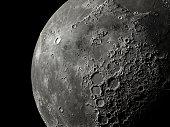 istock Close up super moon 1217941332