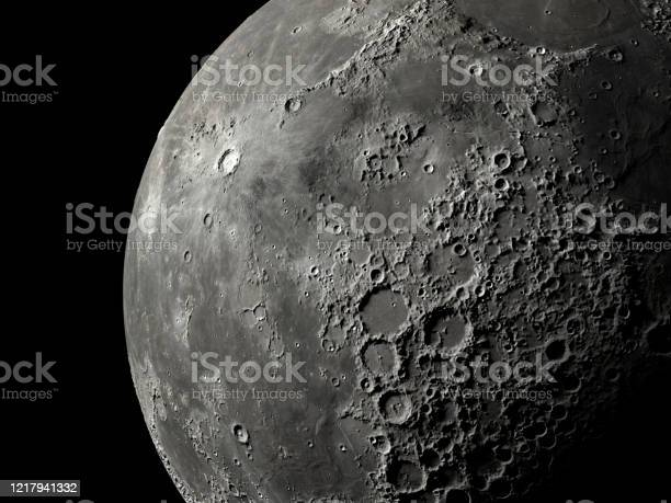 Photo of Close up super moon