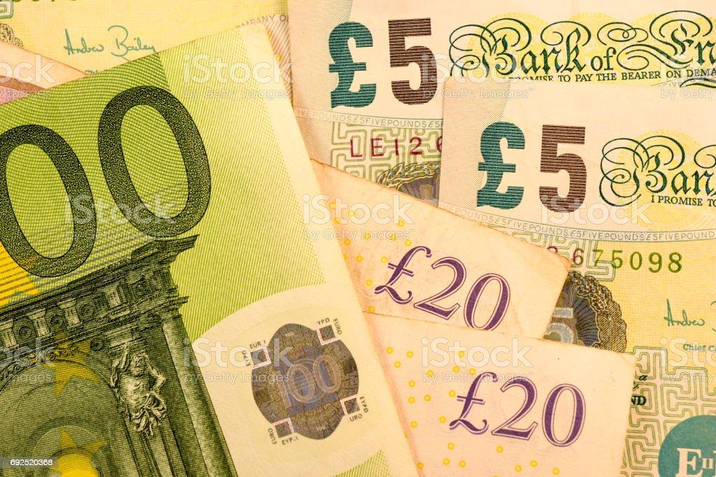 Istock Acercamiento Usd Y Eur El Dolar Y El Euros Tenga En Cuenta Que 692520368