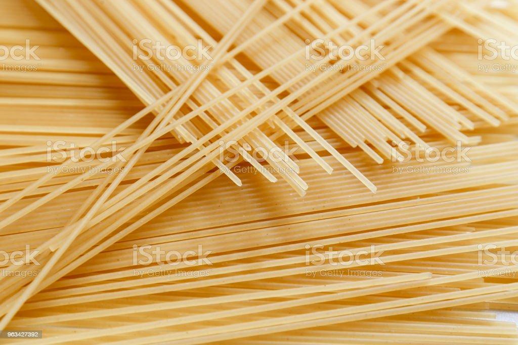 Close up view of spaghetti - Zbiór zdjęć royalty-free (Białoruś)