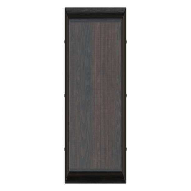 Closed coffin - foto stock