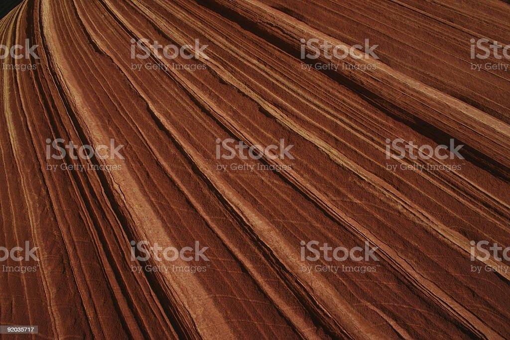 Closed to the wave royalty-free stock photo