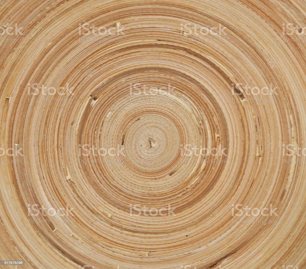 Cerrado de fondo con textura de madera de corte cuadrado - foto de stock