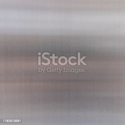 911885384 istock photo Closed up shiny aluminium texture. 1182613591