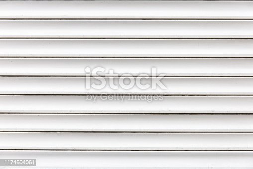 closed white blinds, background, texture
