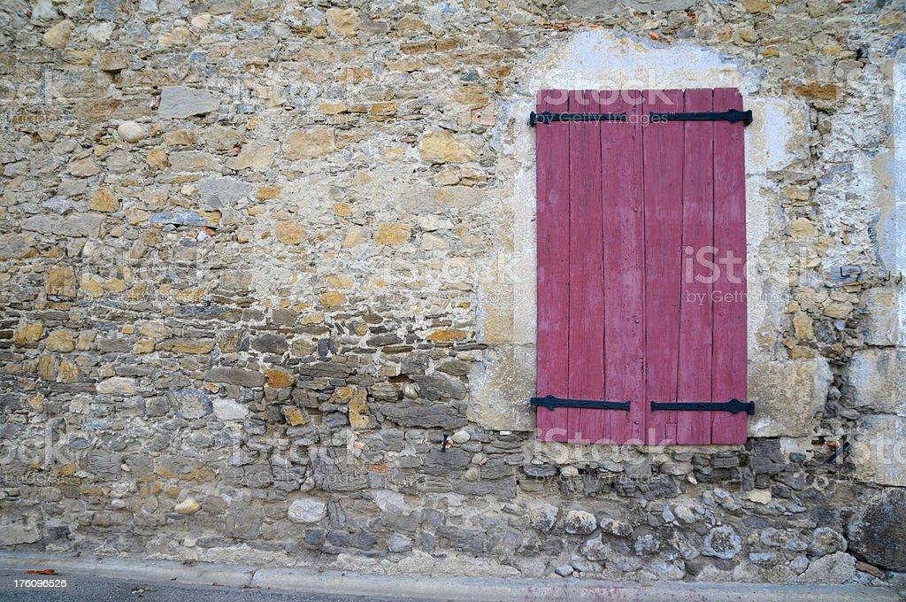 closed window royalty-free stock photo