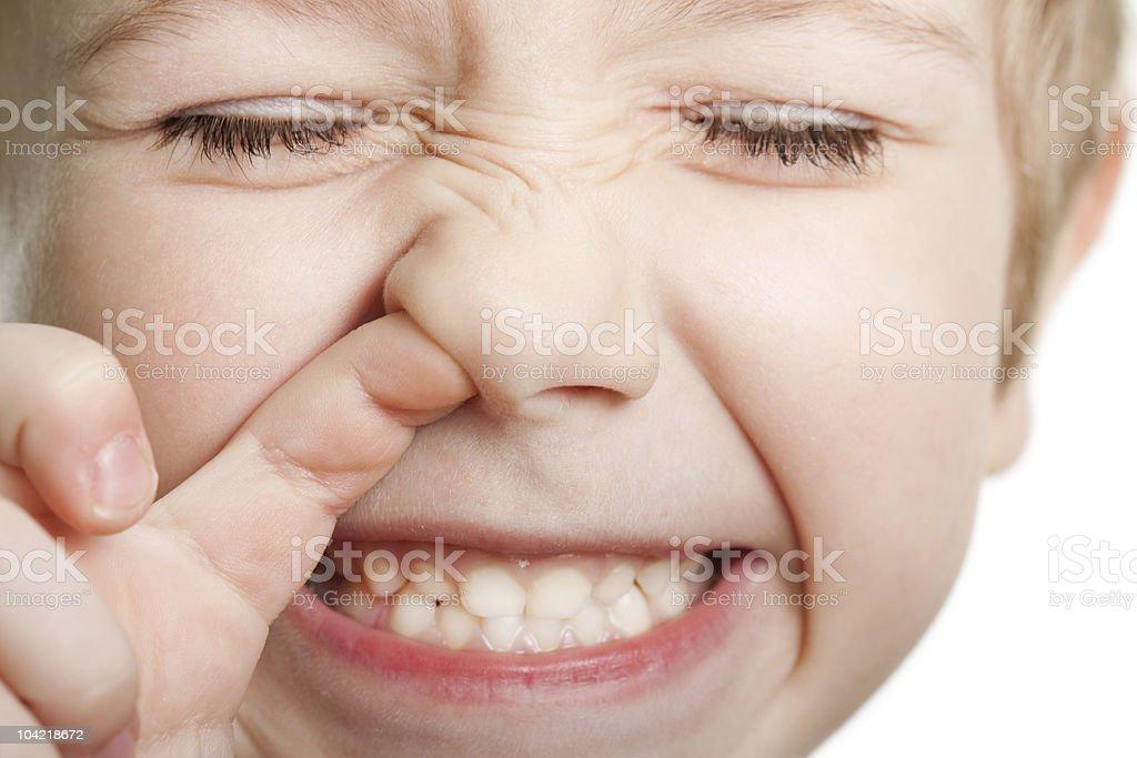Nasenbohren – Foto