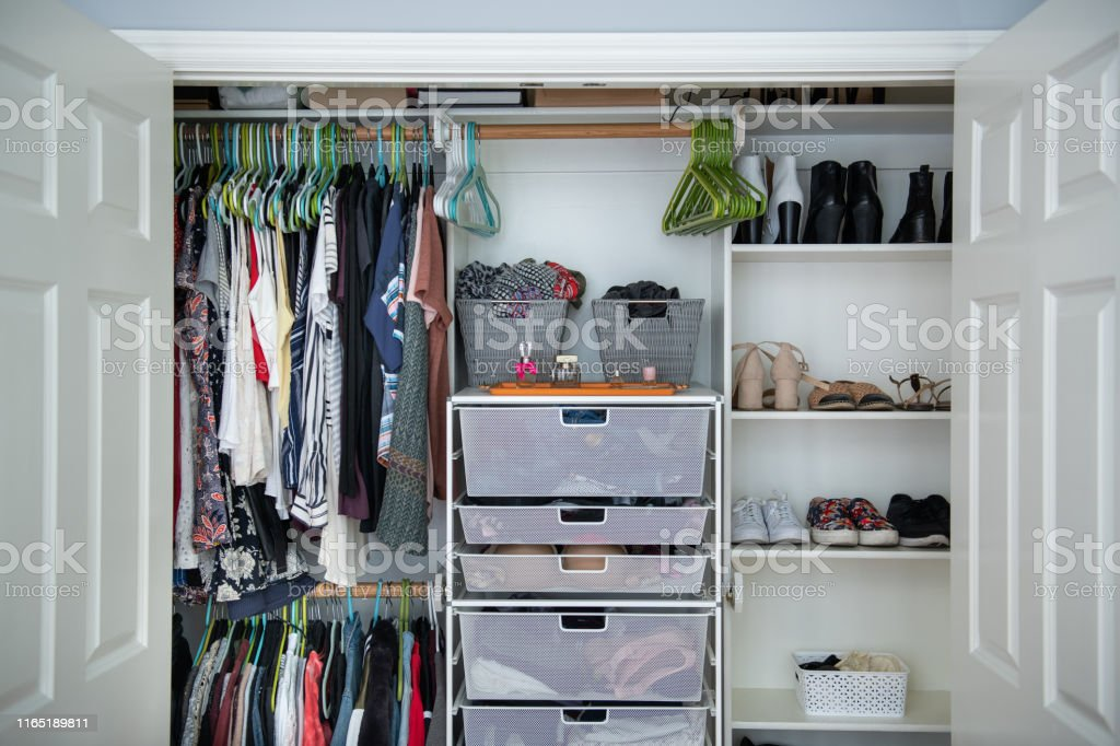 Closet Organization Stock Photo Download Image Now Istock