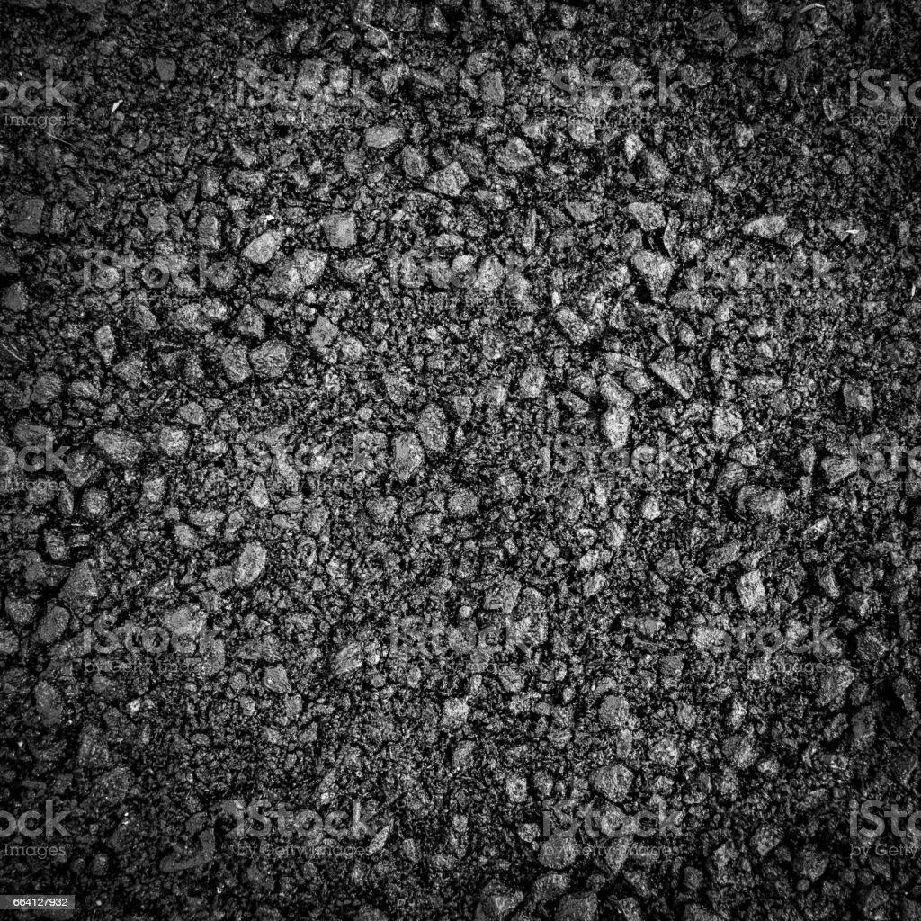Close-up asphalt foto stock royalty-free