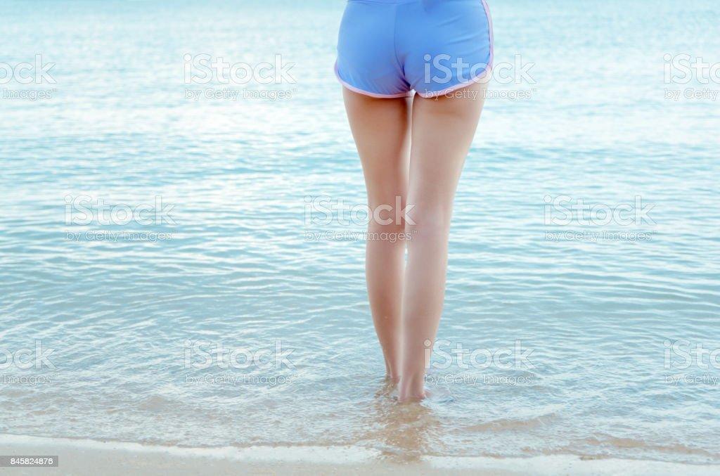bianca beauchampe nacked on swimming pool