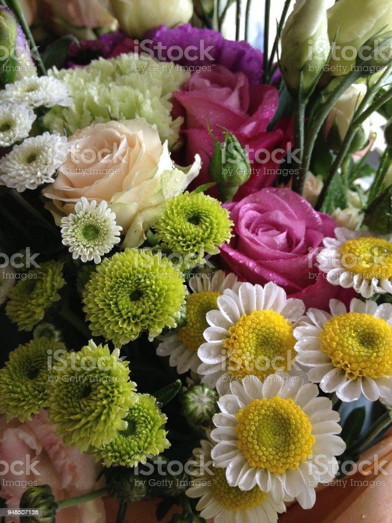 Closeup background texture of beautiful flowers stock photo more close up background texture of beautiful flowers royalty free stock photo izmirmasajfo
