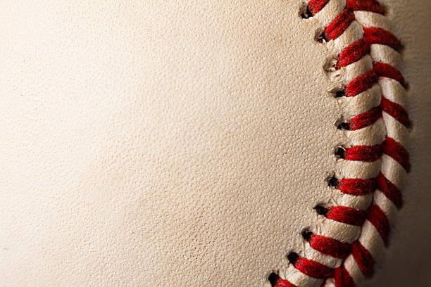 gros plan de baseball - baseball photos et images de collection