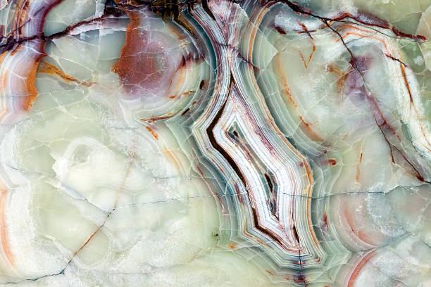 Gros plan de beau fond en marbre - Photo