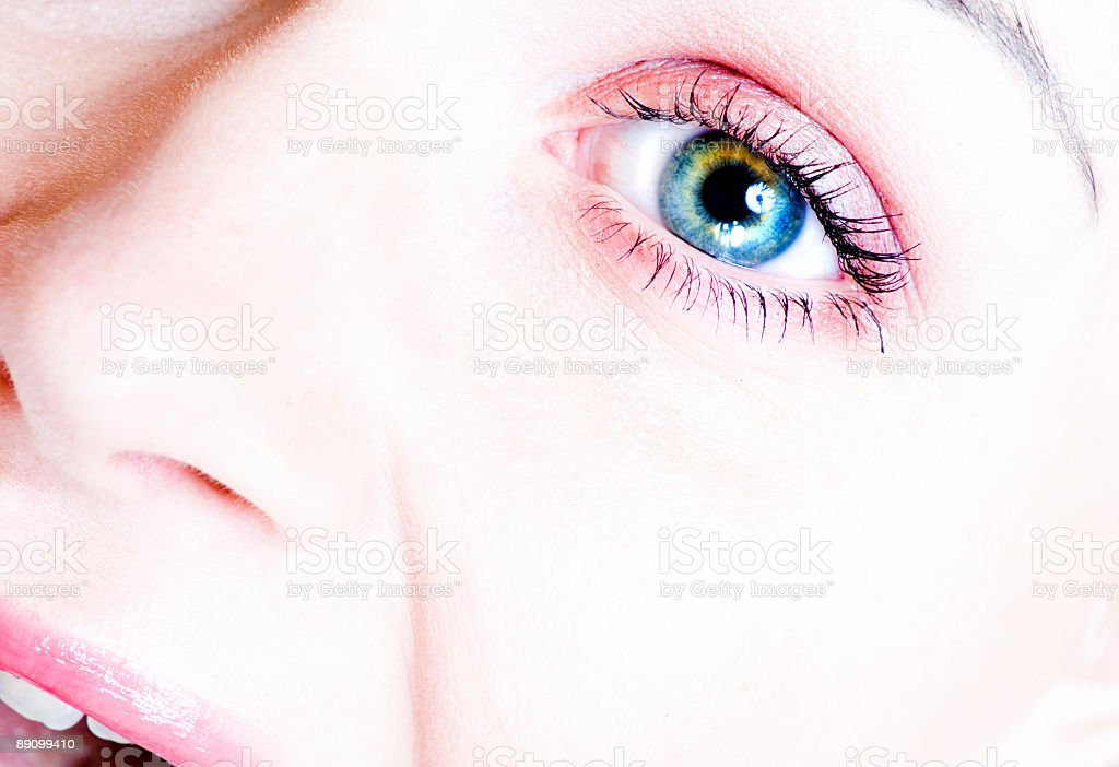 Close-up beauty royalty-free stock photo