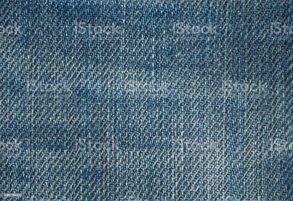 Closeup blue jeans denim royalty-free stock photo