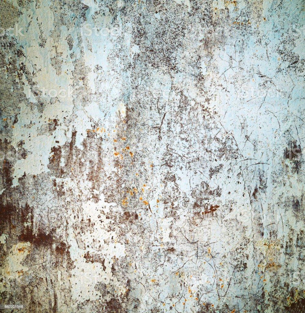Primer Plano Color Grunge Viejo Agrietada Textura De La Pared Fondo ...