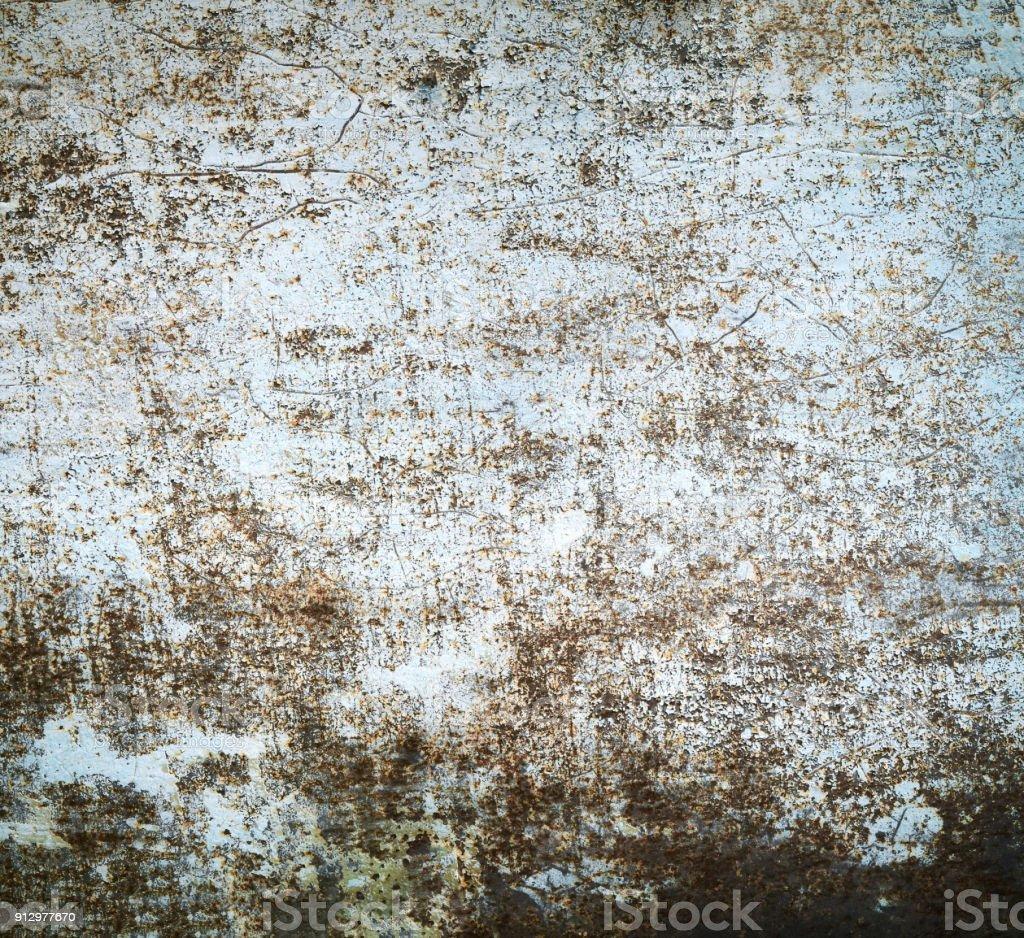 Fotografía de Primer Plano Color Grunge Viejo Agrietada Textura De ...