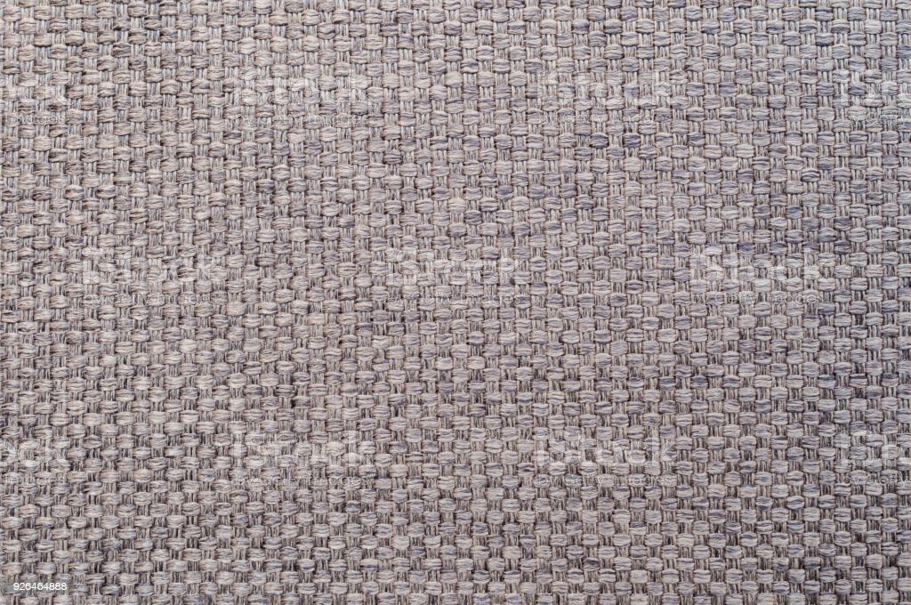 Closeup Gray Fabric At Sofa Texture Background Royalty Free Stock Photo