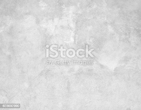 istock Close-up gray grunge old wall texture concrete cement background 623692990