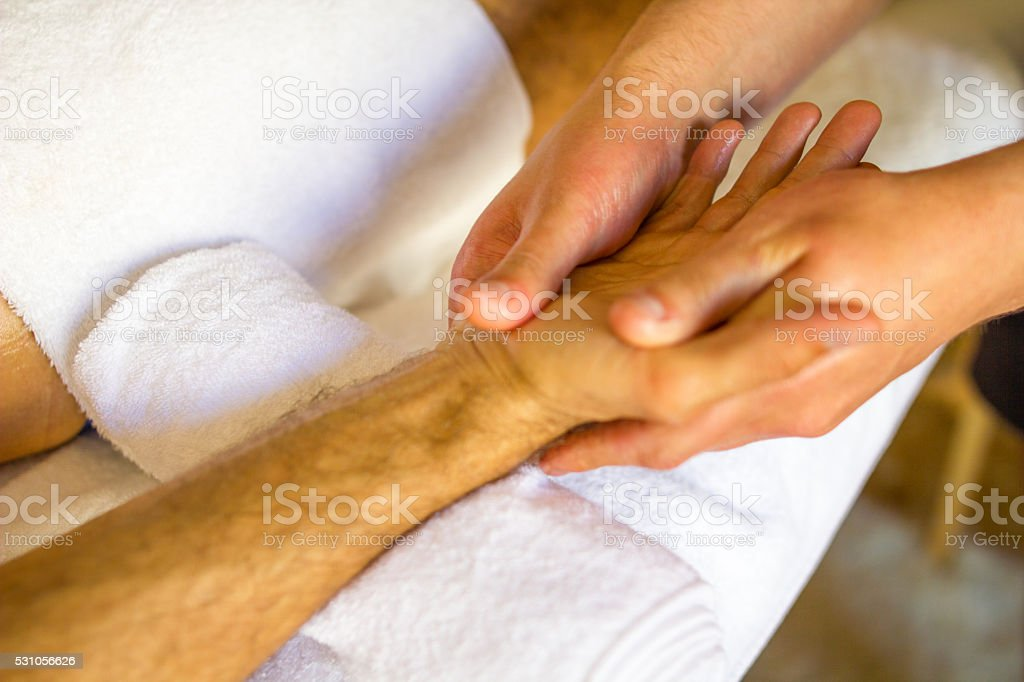 Rub my hand over your cock