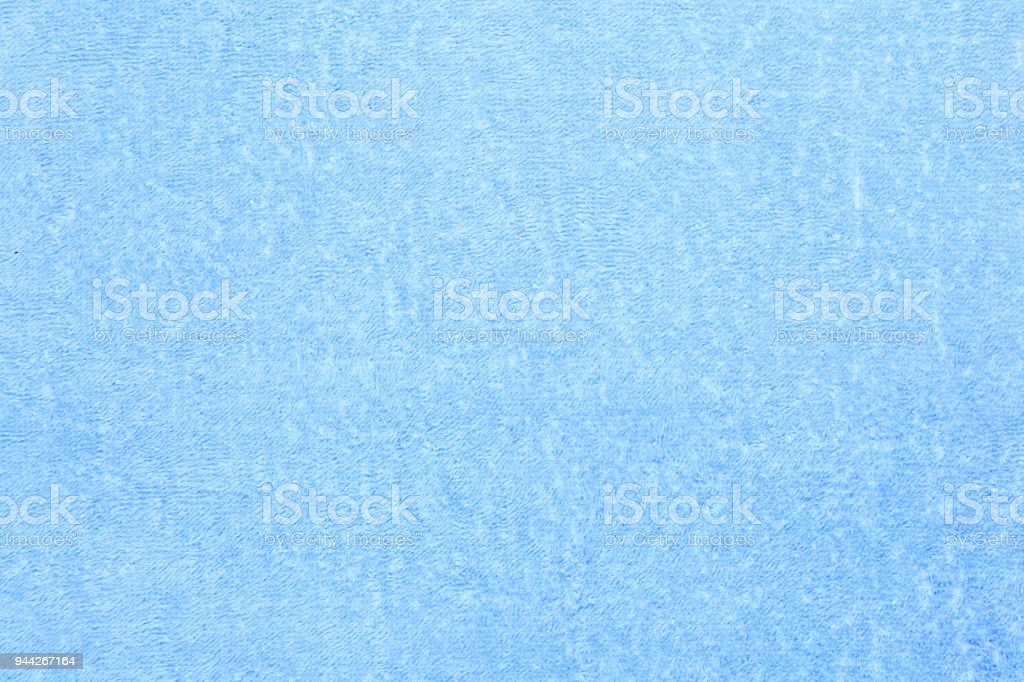 close-up image of a toweling terry cloth stock photo