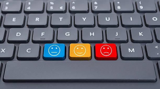 Emoticon Tastatur - Bilder und Stockfotos - iStock