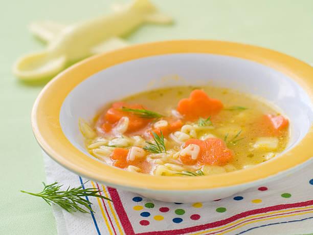 Suppe für Babys – Foto
