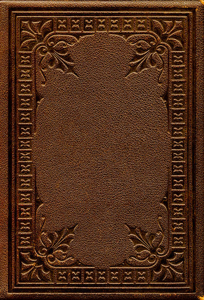 Old Book Cover Background : Leather book cover pictures images and stock photos istock