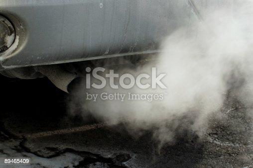 Car smoke