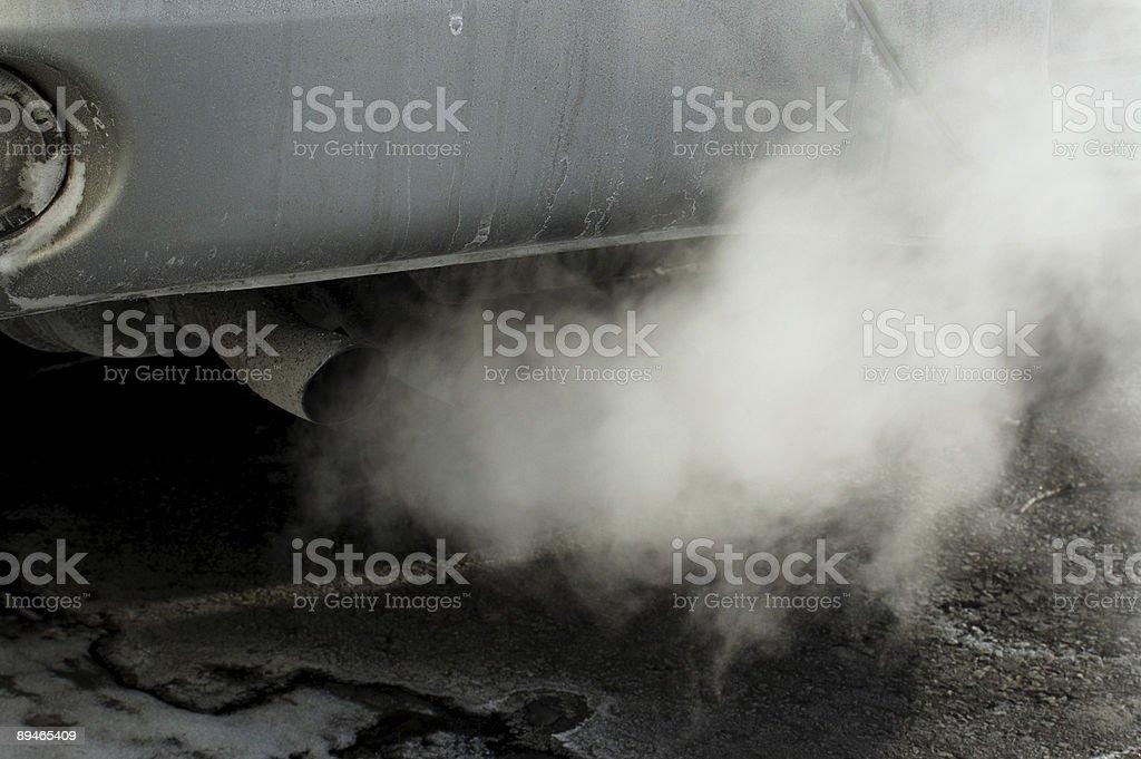 Auto Rauch – Foto