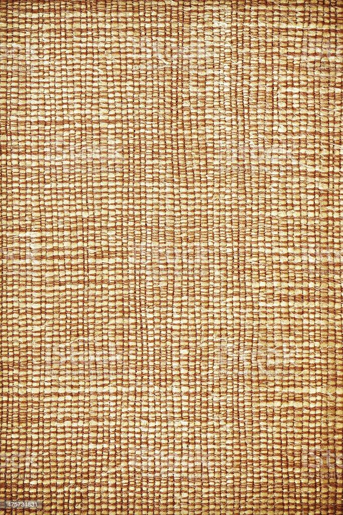 Closeup of a cloth texture royalty-free stock photo