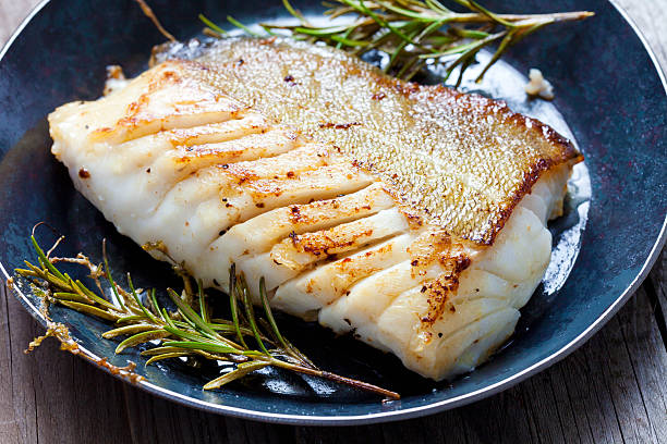 Closeup of a cod fillet with rosemary on a plate picture id469781786?b=1&k=6&m=469781786&s=612x612&w=0&h=pwpxcmvgglv 7rtqvde8kwylyqfidsa j lnfue24cy=