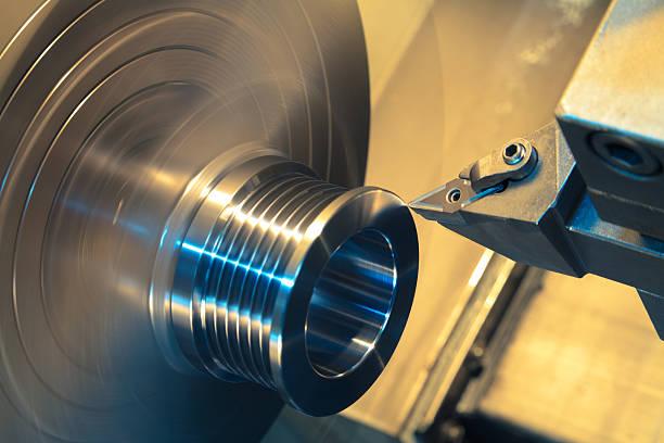 CNC.external diamètre tourner - Photo