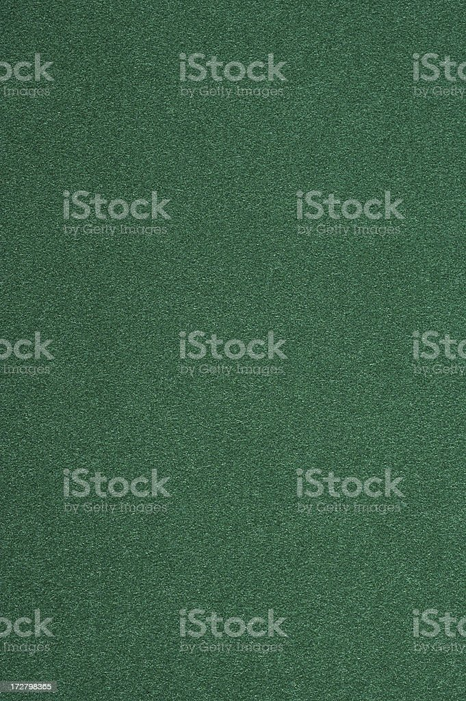 Closeup of a dark green felt isolated stock photo
