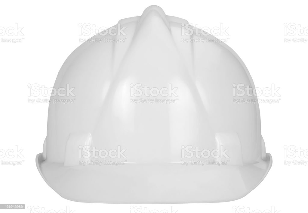 Close-up of a hardhat stock photo